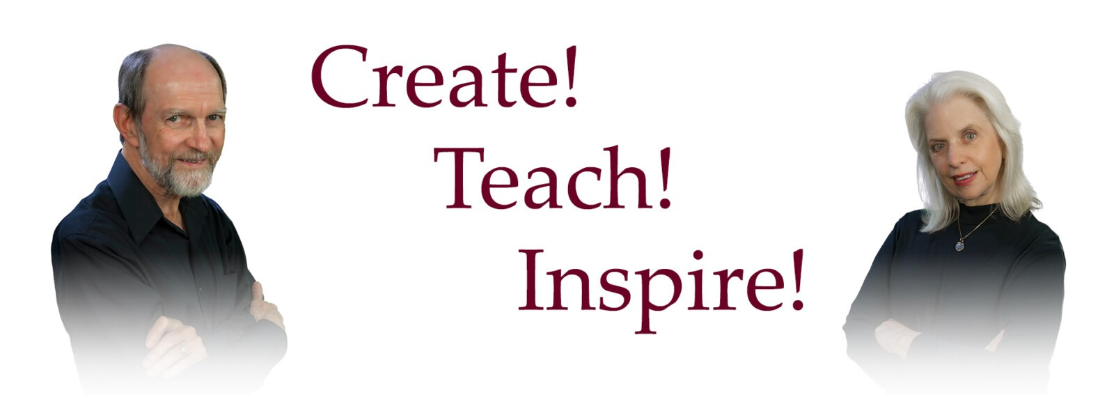 Create! Teach! Inspire! Jerry D Clement Jacquelyn Lynn