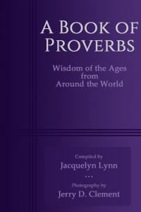 A Book of Proverbs - cover