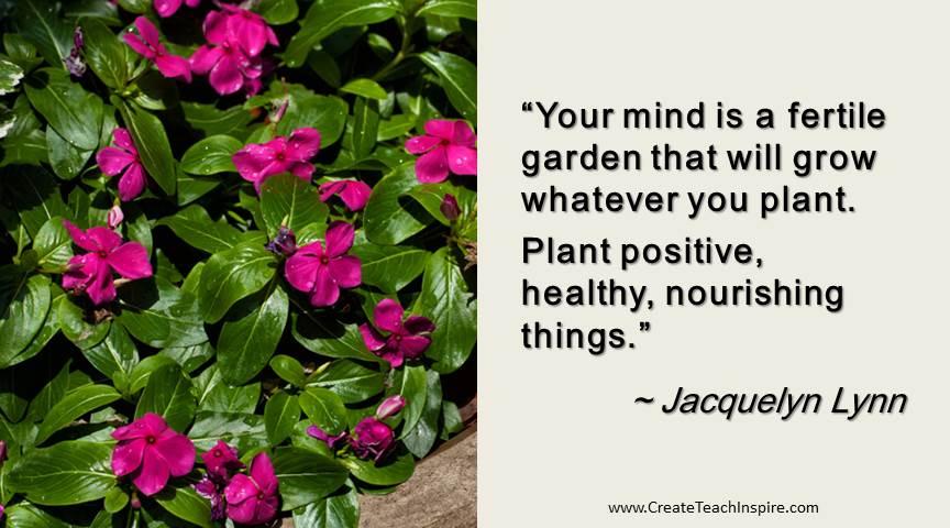 Inspiration - Jacquelyn Lynn