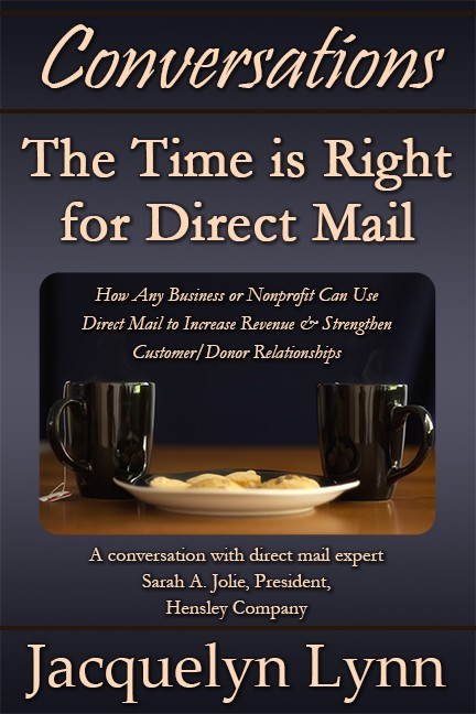 The Time is Right for Direct Mail cover