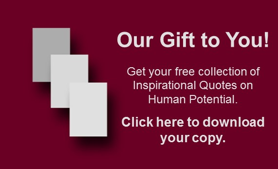 Free Collection of Inspirational Quotes on Human Potential