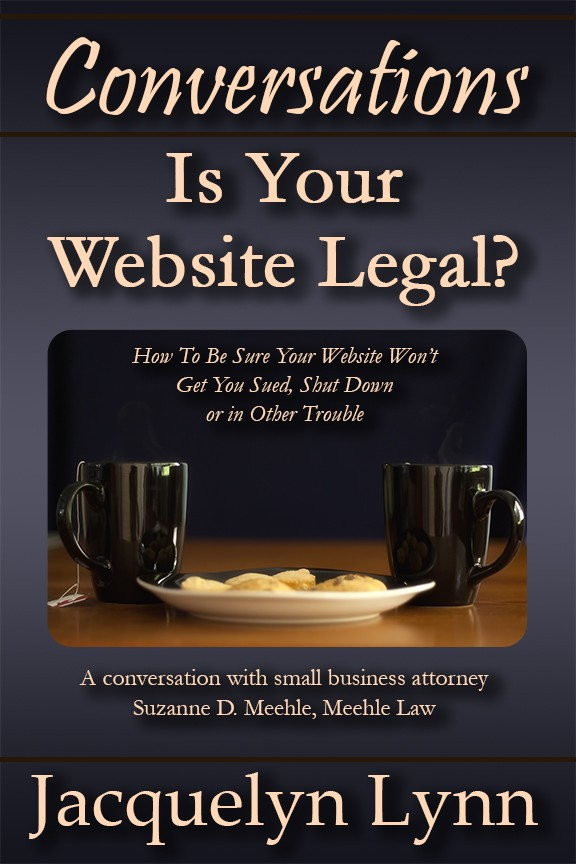 Is Your Website Legal?