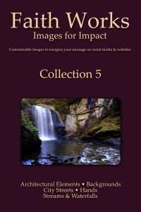 Faith Works Images for Impact Collection 5 Cover