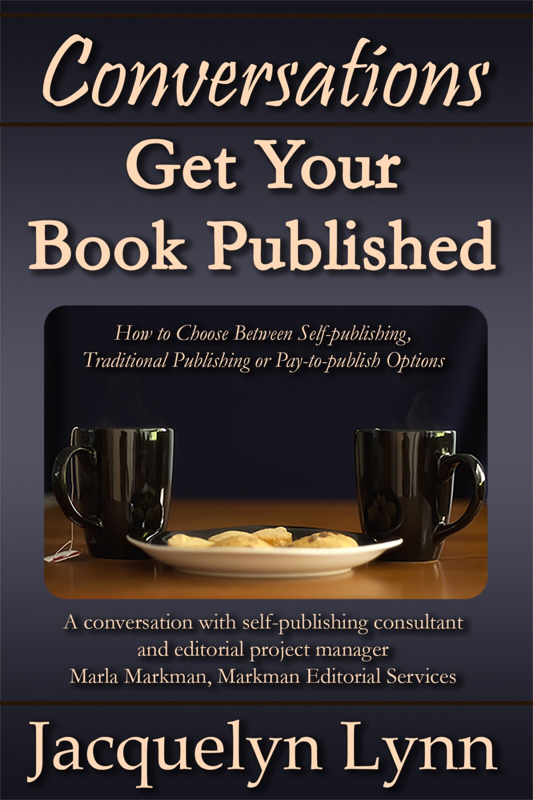 Get Your Book Published - cover