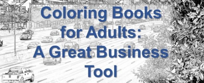 Coloring Books for Adults: A Great Business Tool - Faith Works Adult Coloring Books