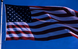 American flag photo by Jerry D Clement