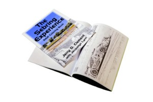 The Sebring Experience Adult Coloring Book
