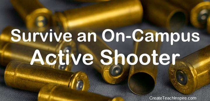 Survive an On-Campus Active Shooter