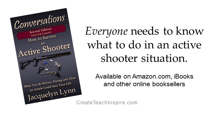 Everyone needs to know what to do in an active shooter situation.