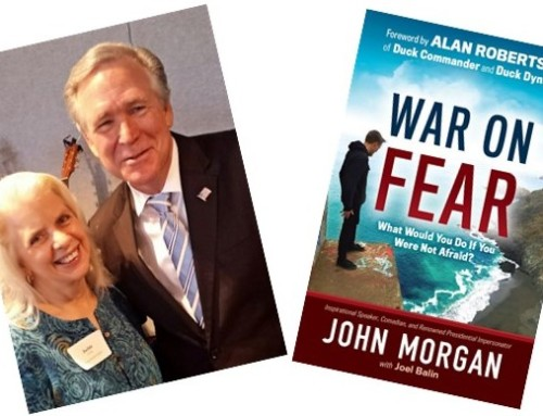 Book Review: War on Fear by John Morgan