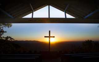 Pretty Place - Symmes Chapel, YMCA Camp Greenville, Cleveland, SC - Photo by Jerry D Clement