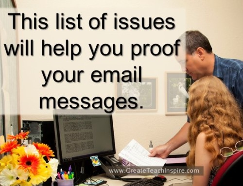 How to Send Error-Free Emails