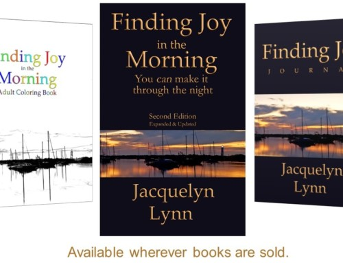 Finding Joy in the Morning: Book, Journal & Coloring Book