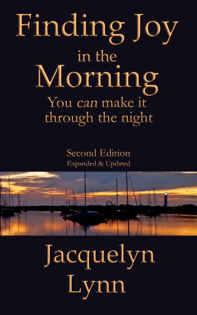 Finding Joy in the Morning 2nd edition - Jacquelyn Lynn - cover