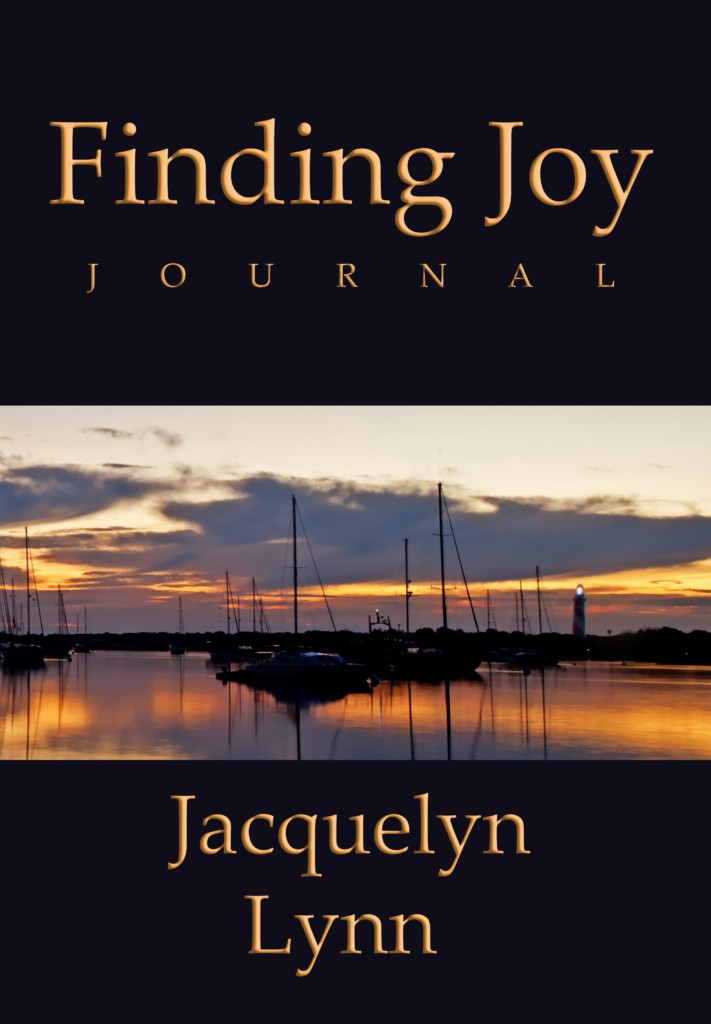 Finding Joy Journal cover