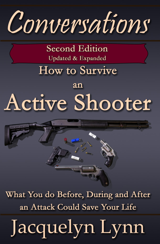 How to Survive an Active Shooter 2nd edition - Jacquelyn Lynn - cover