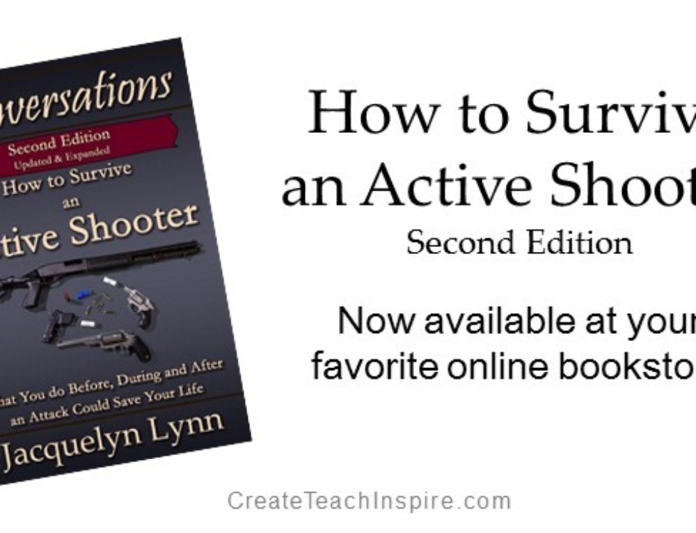 How to Survive an Active Shooter – 2nd edition