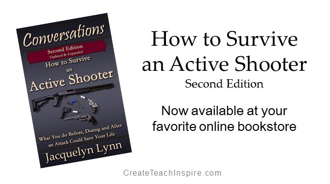 How to Survive an Active Shooter 2nd edition - Now Available