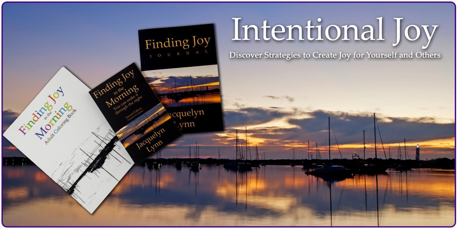 Intentional Joy Workshop