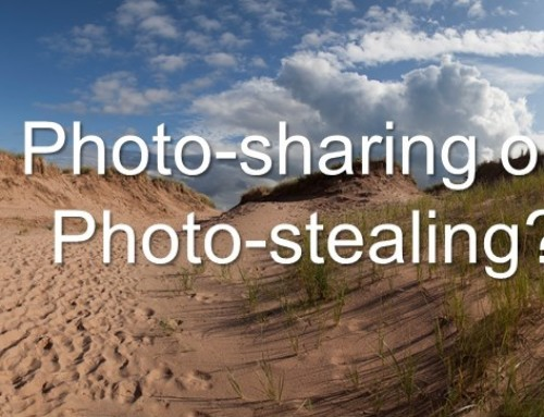 Photo-sharing or Photo-stealing?