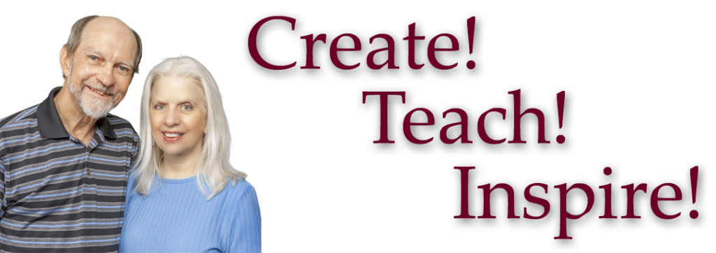Jerry D Clement and Jacquelyn Lynn - Create! Teach! Inspire!