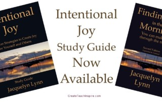 Intentional Joy Study Guide - Jacquelyn Lynn