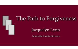 The Path to Forgiveness - Jacquelyn Lynn