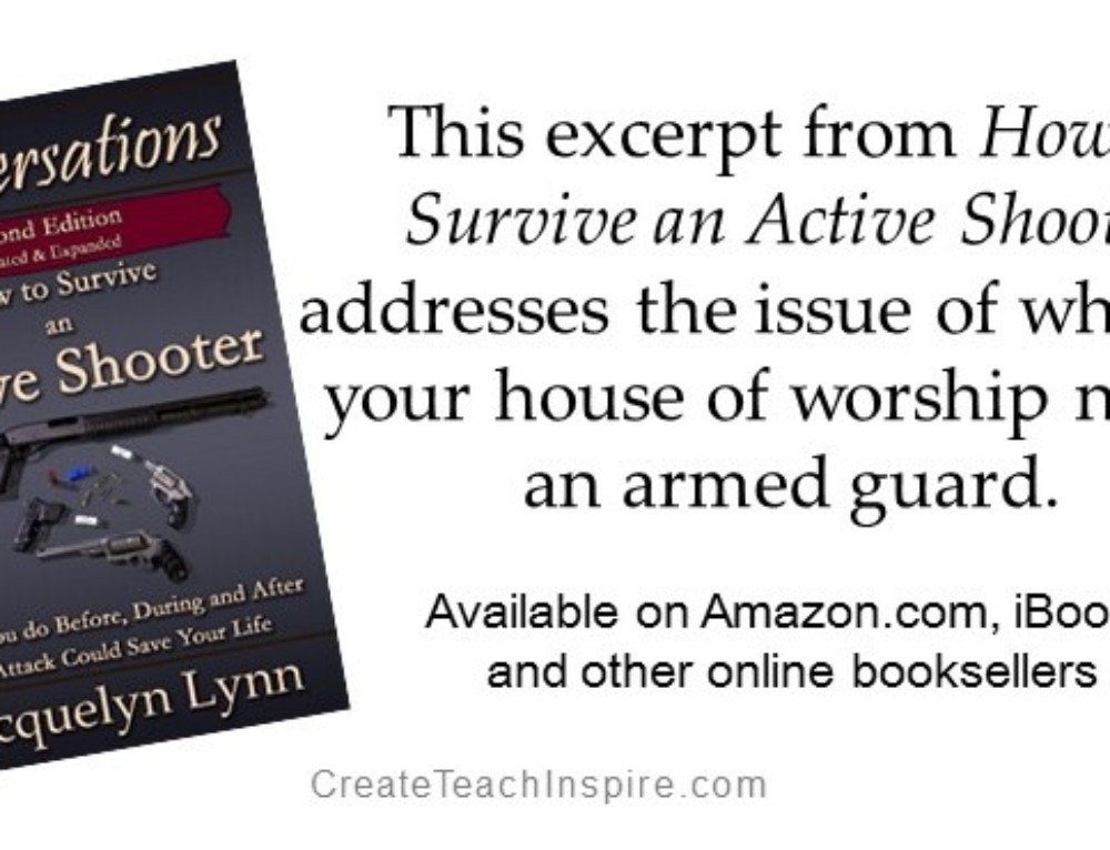 Does Your House of Worship Need an Armed Guard?