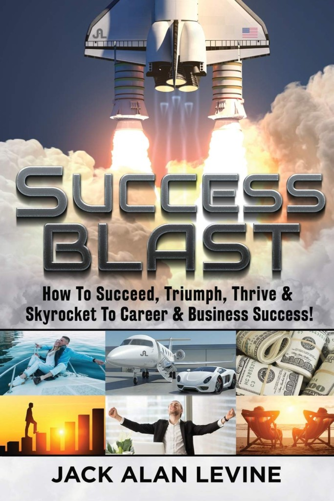 Success Blast by Jack Alan Levine (cover)