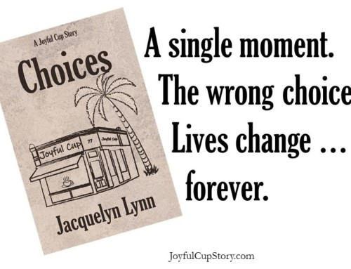Thanks for contributing to Choices by Jacquelyn Lynn
