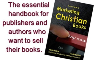 Book Review: Your Guide to marketing Christian Books by Sarah Bolme