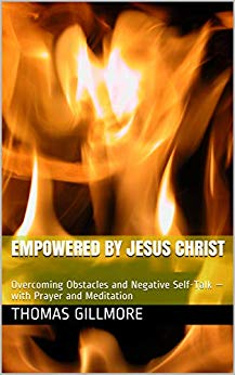 Empowered by Jesus Christ - Thomas Gillmore (cover)