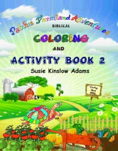Patches Farmland Adventures by Susie Kinslow Adams (cover)