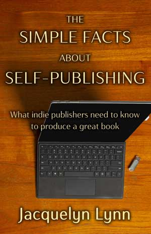Simple Facts About Self-Publishing by Jacquelyn Lynn (cover)