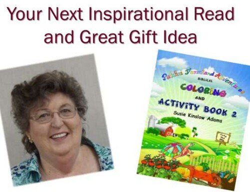 An interview with Susie Kinslow Adams