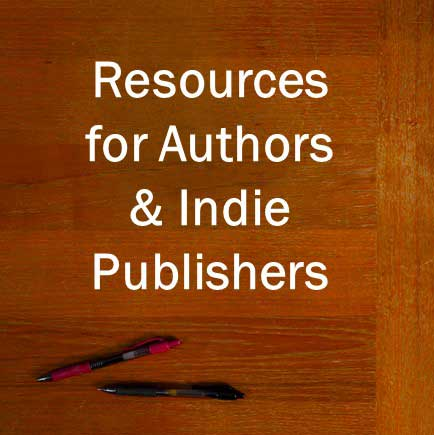Resources for Authors & Indie Publishers