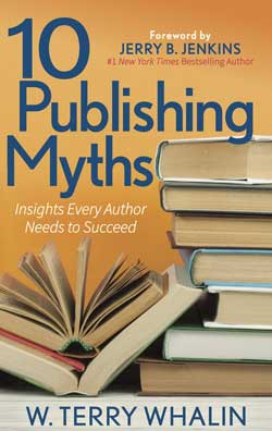 10 Publishing Myths (cover)