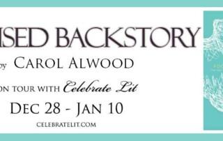 Focused Backstory by Carol Alwood (cover)