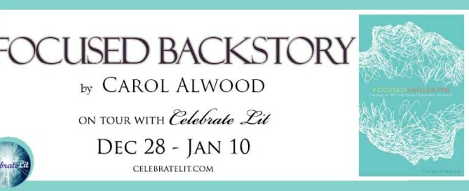 Focused Backstory by Carol Alwood (cover)