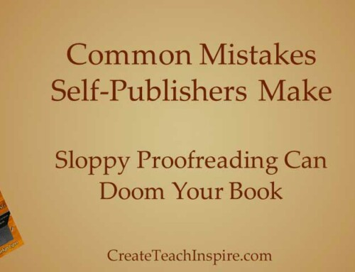 Mistakes Can Doom a Book