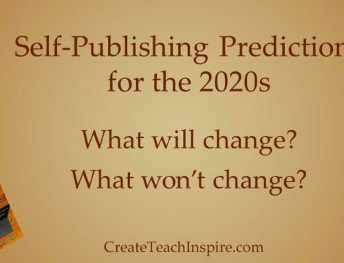 Self-Publishing Predictions for the 2020s