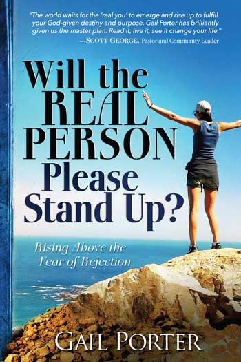 Will the Real Person Please Stand Up? Gail Porter (front cover)