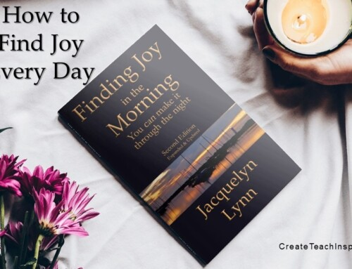 How to Find Joy Every Day