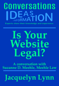Is Your Website Legal? (Conversations) (cover)