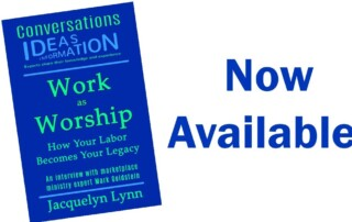 Work as Worship is now available