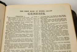 Genesis - first page