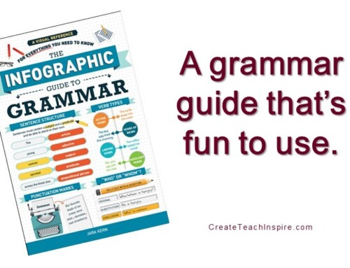 Book Review: Infographic Guide to Grammar
