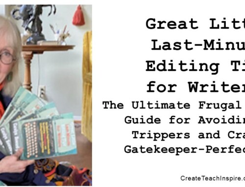 Book Review: Great Little Last-Minute Editing Tips for Writers
