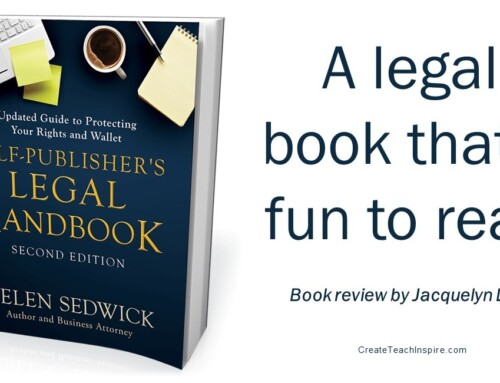 Book Review: Self-Publisher's Legal Handbook